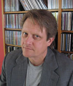 Cornmeal Records founder Charlie Gaylord
